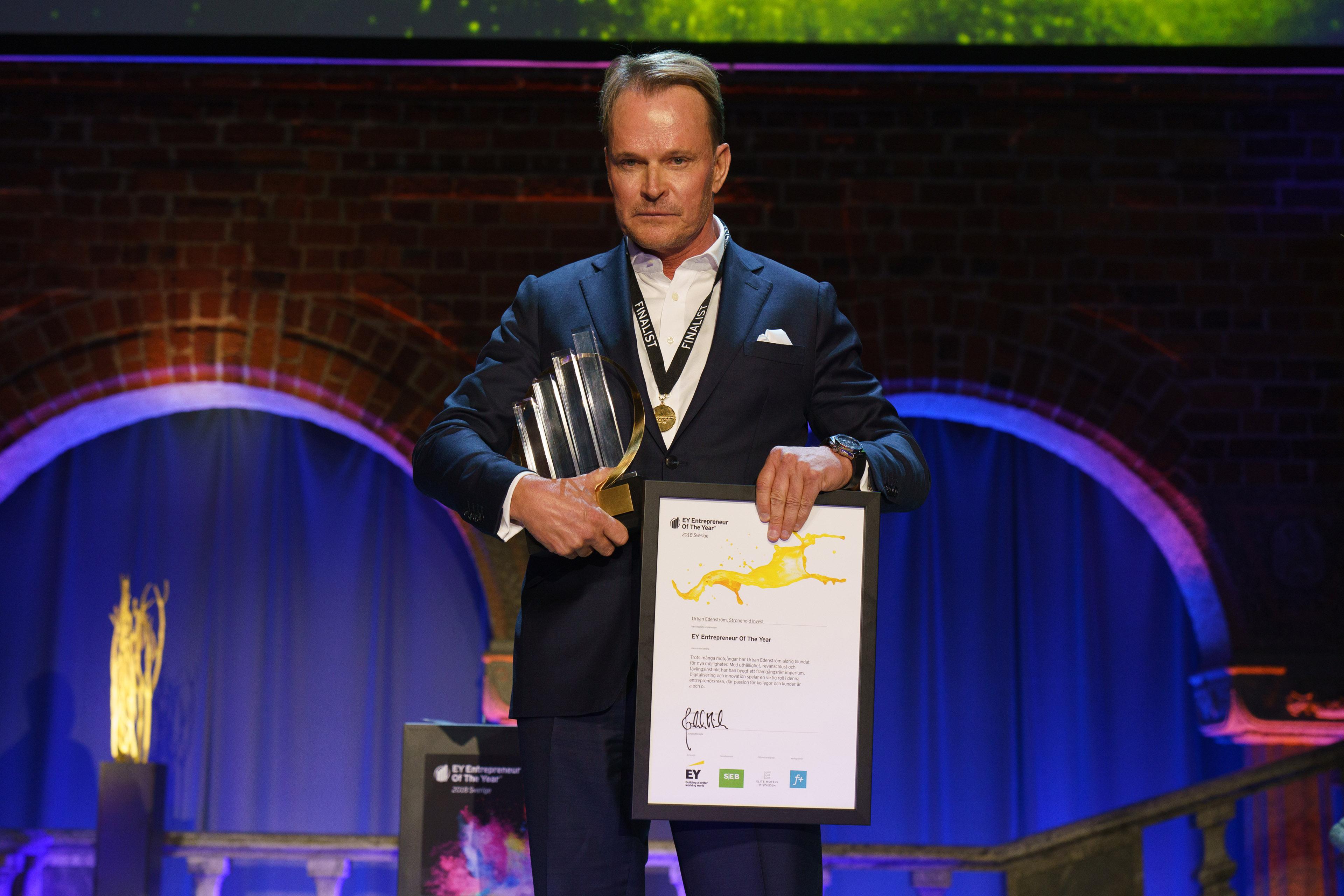 2019 Entrepreneur Urban Edenström