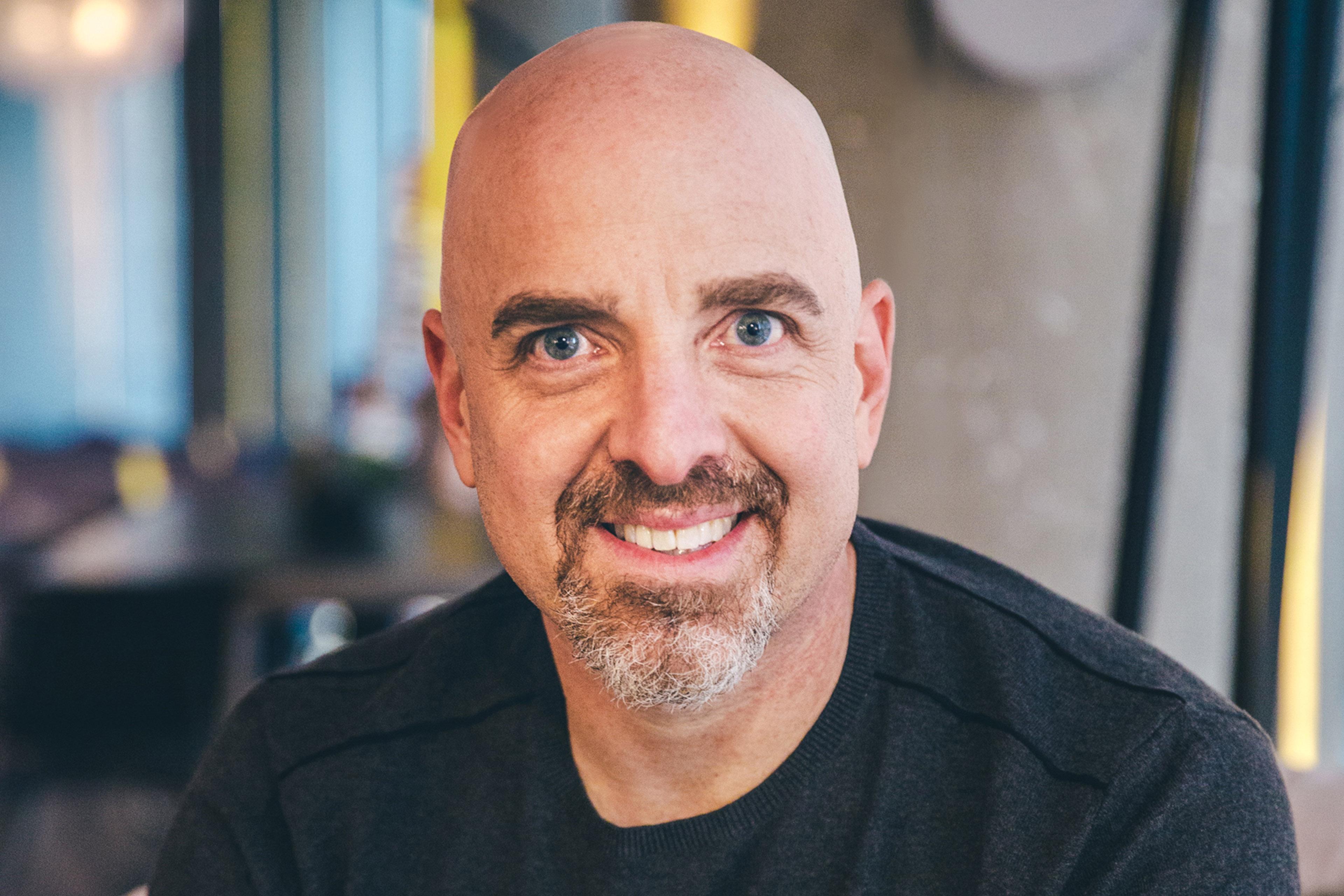 2019 Entrepreneur Brad Keywell