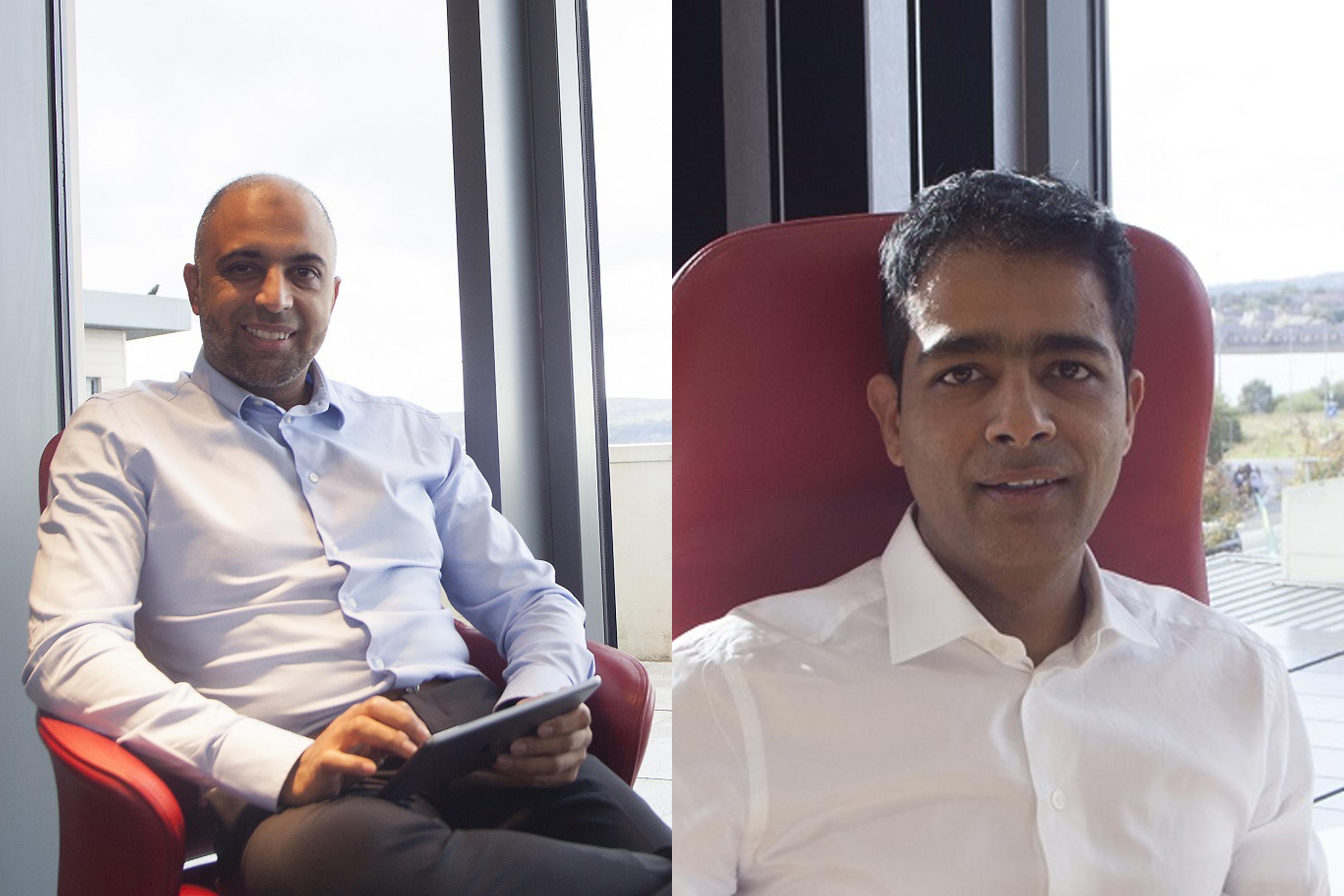 2019 Entrepreneur Zuber Issa Mohsin Issa