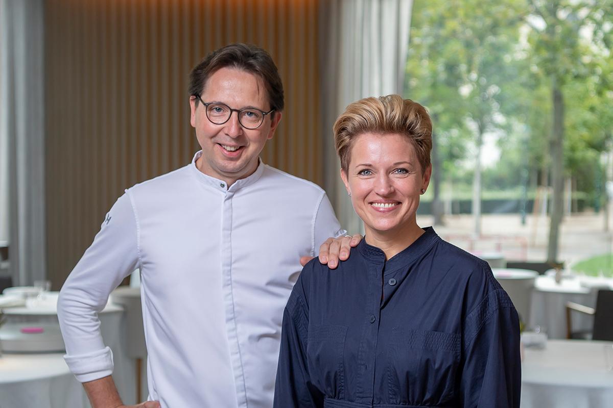 Birgit and Heinz Reitbauer