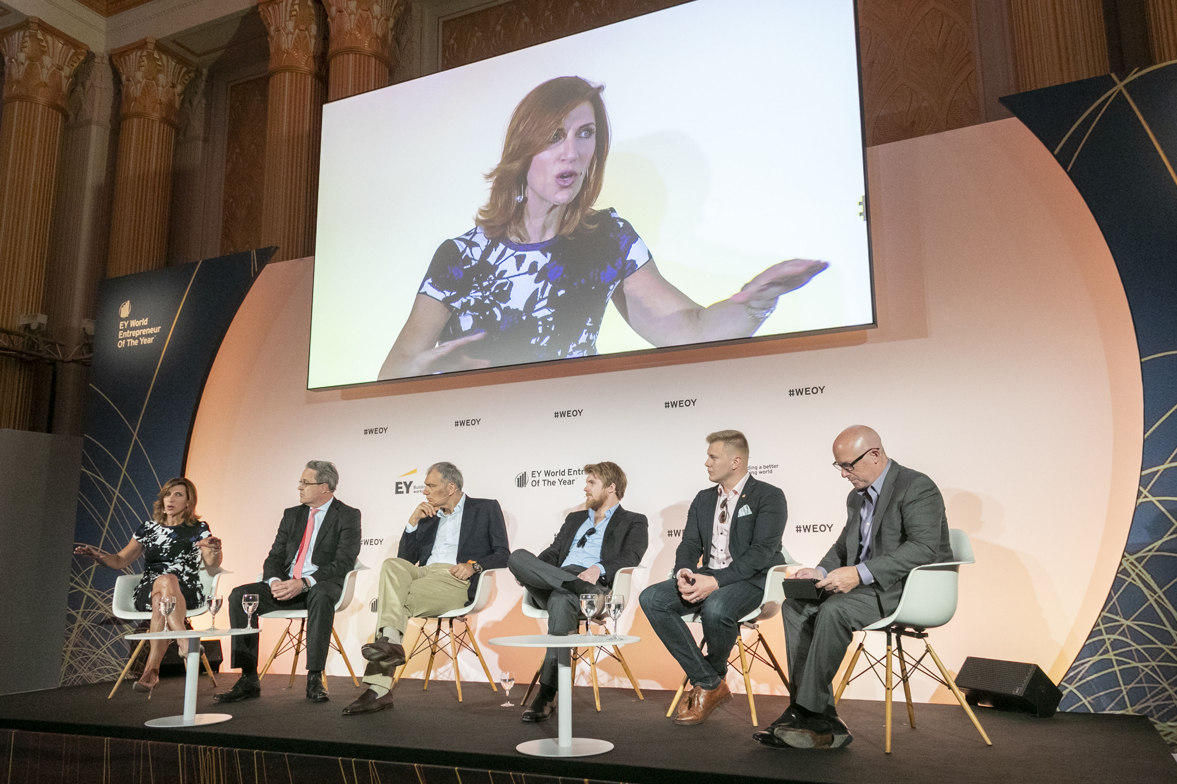 Funding the future of your business WEOY 2019