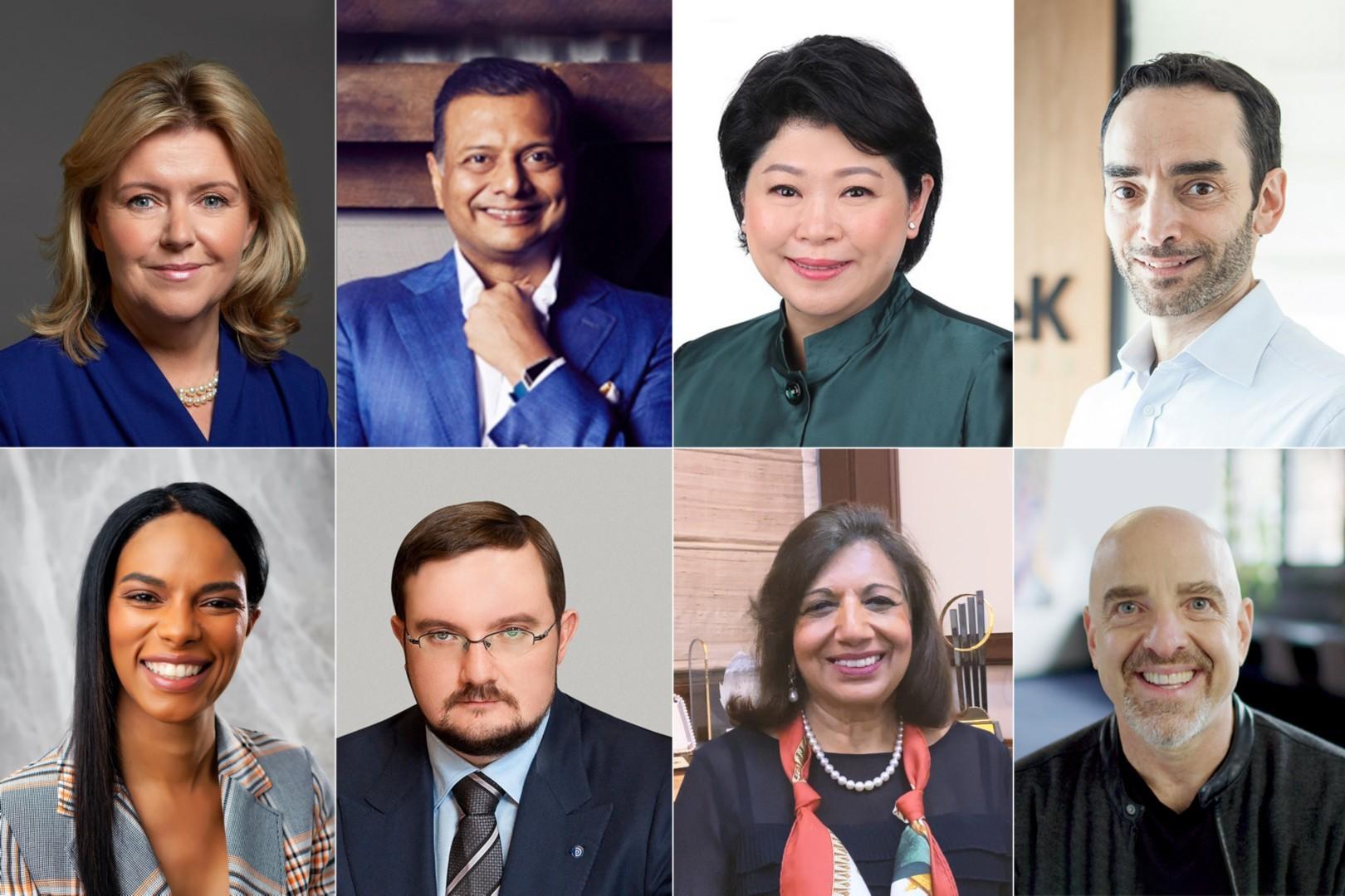 Distinguished panel of judges for 2021