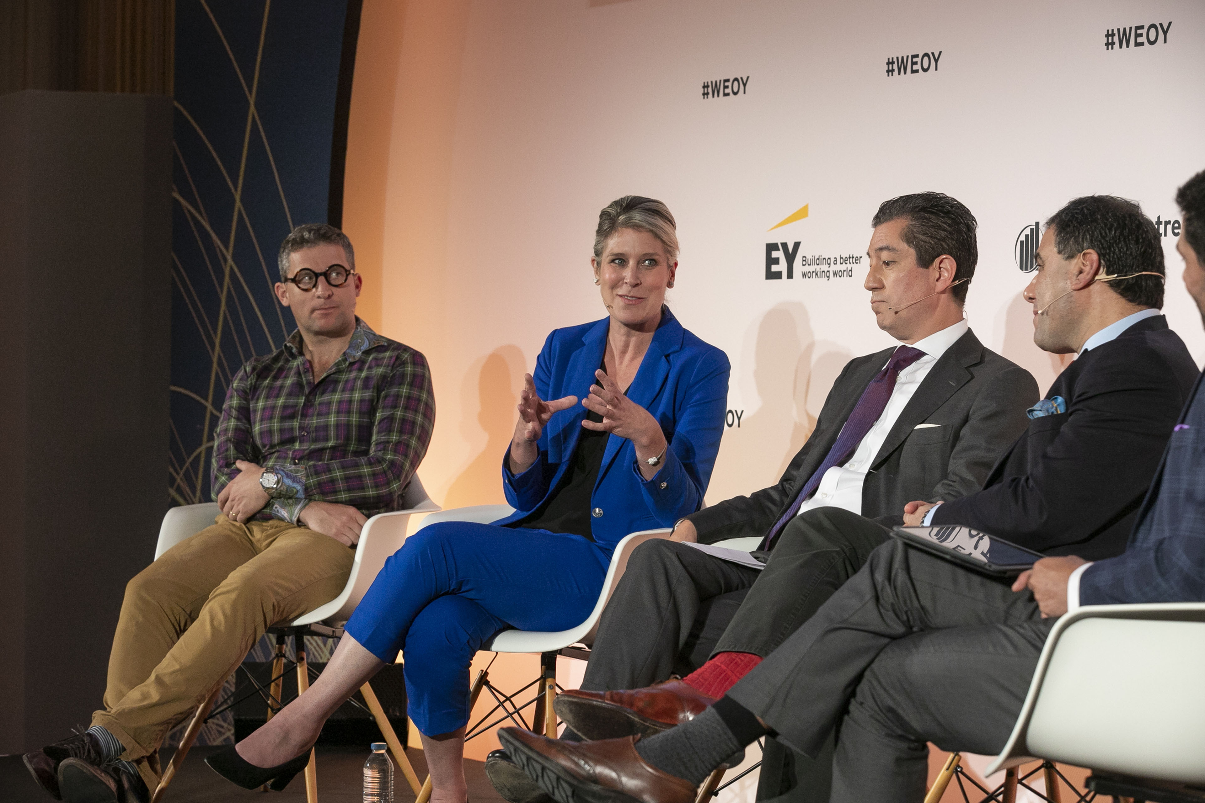 Navigating Geopolitical Uncertainty WEOY 2019