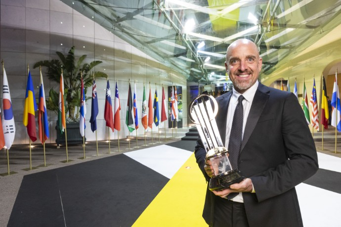 Brad Keywell from the United States named EY World Entrepreneur Of The Year™ 2019