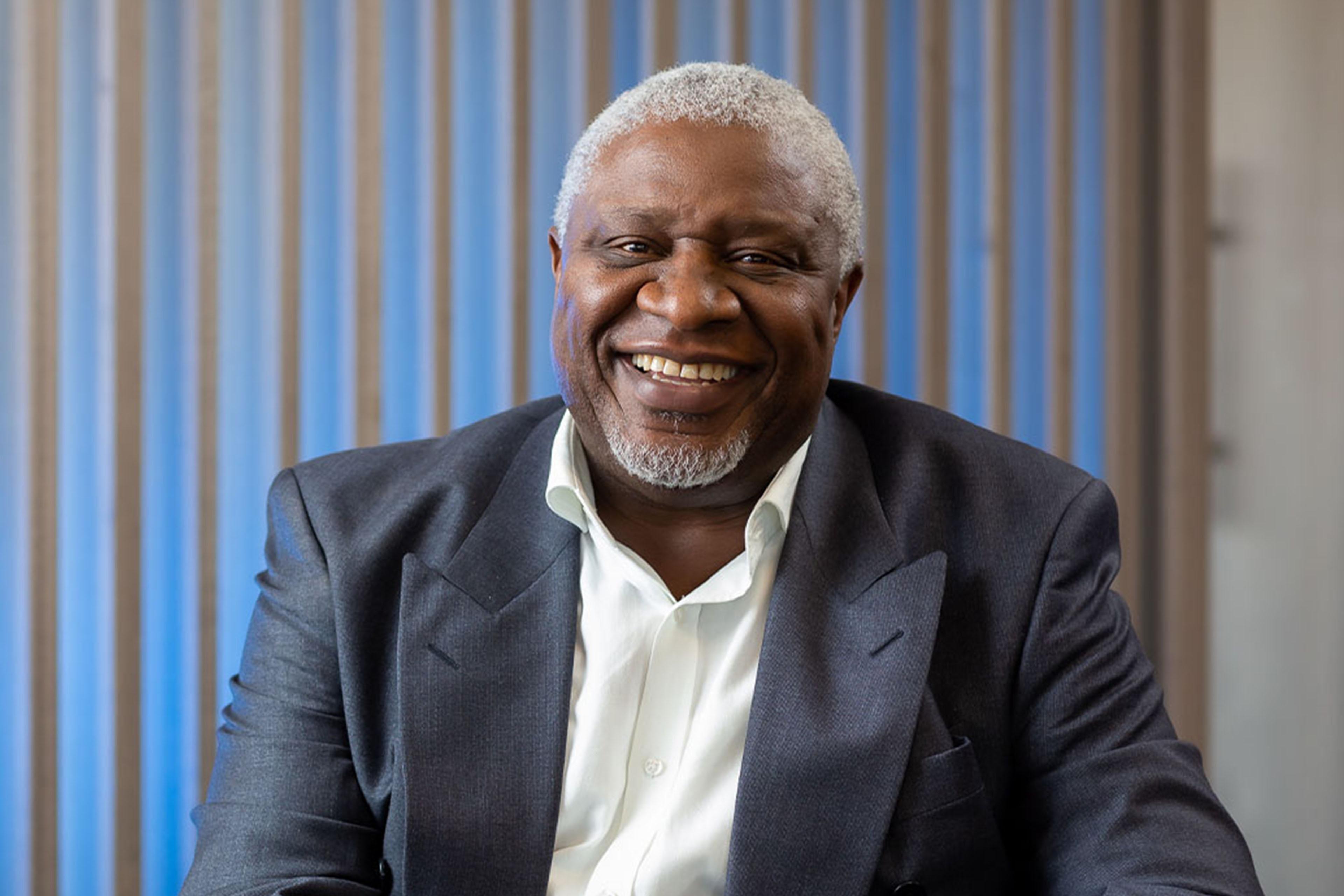 Photographic portrait of Sipho Nkosi