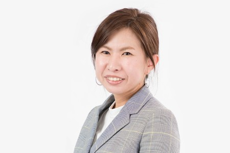 Haruna Morikawa的肖像照片
