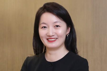 Photographic portrait of Karen Jiang