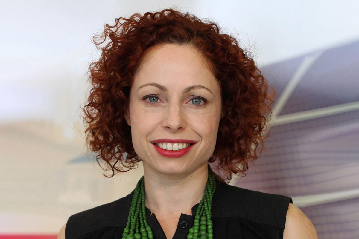 Photographic portrait of Jenny Paradiso