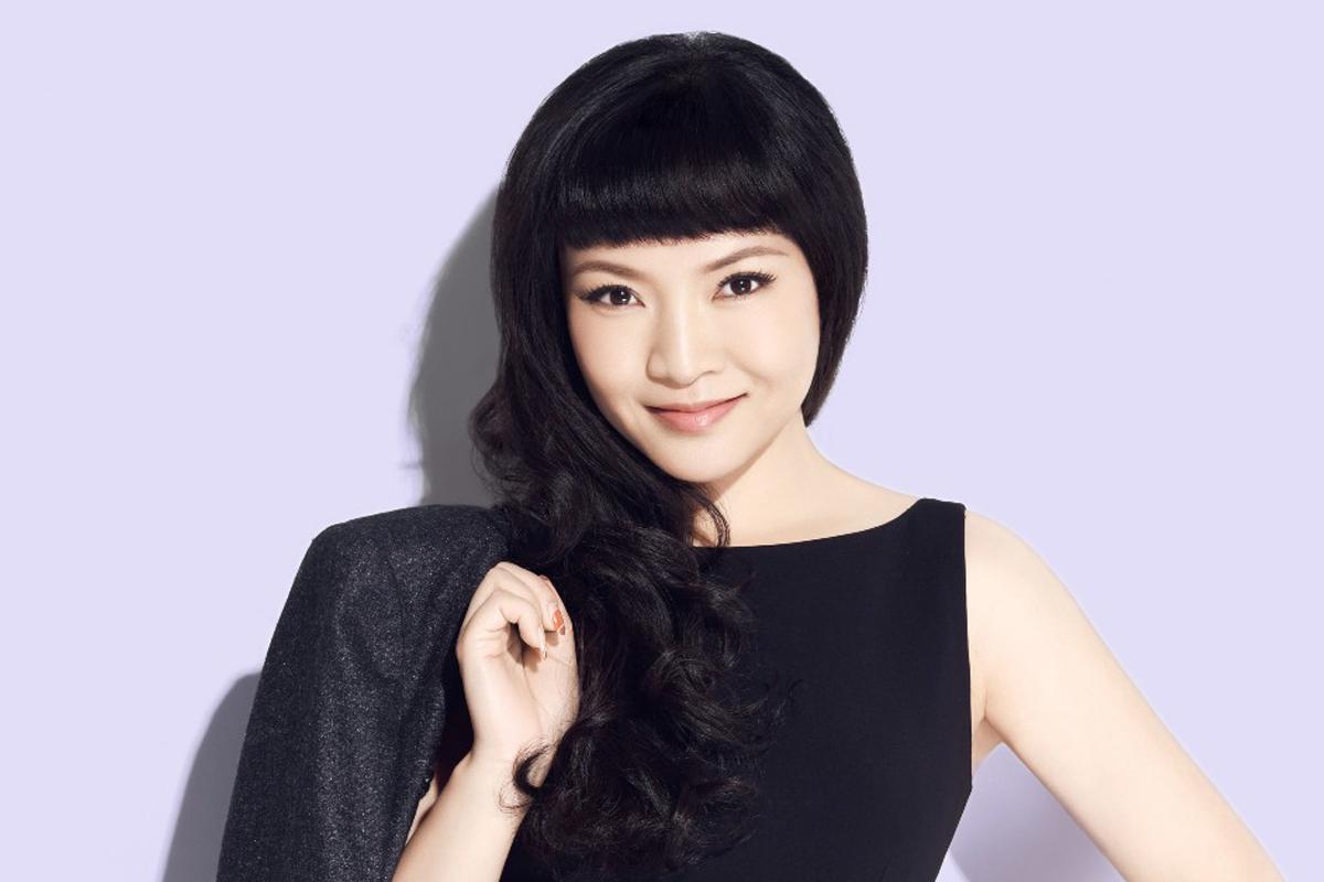 Photographic portrait of Li Chen