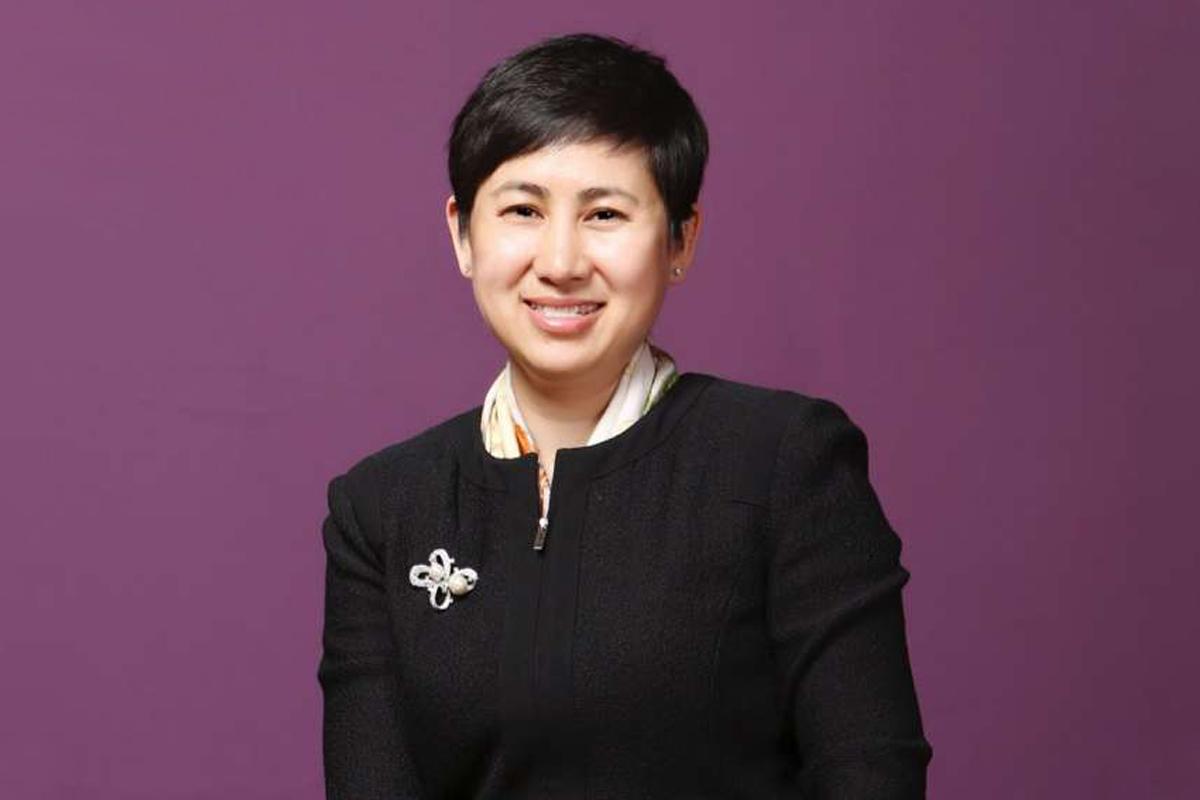 Photographic portrait of Yaqing Zhang