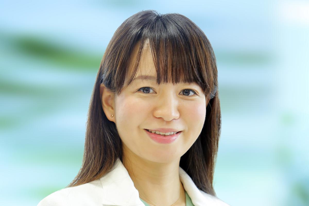 Photographic portrait of Fumiko Kato