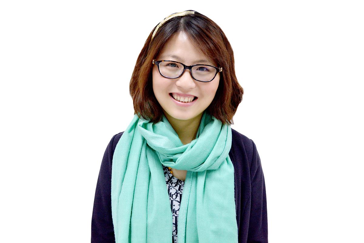 Photographic portrait of Dandan Shan