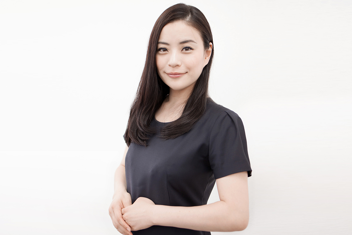 Photographic portrait of Miku Hirano