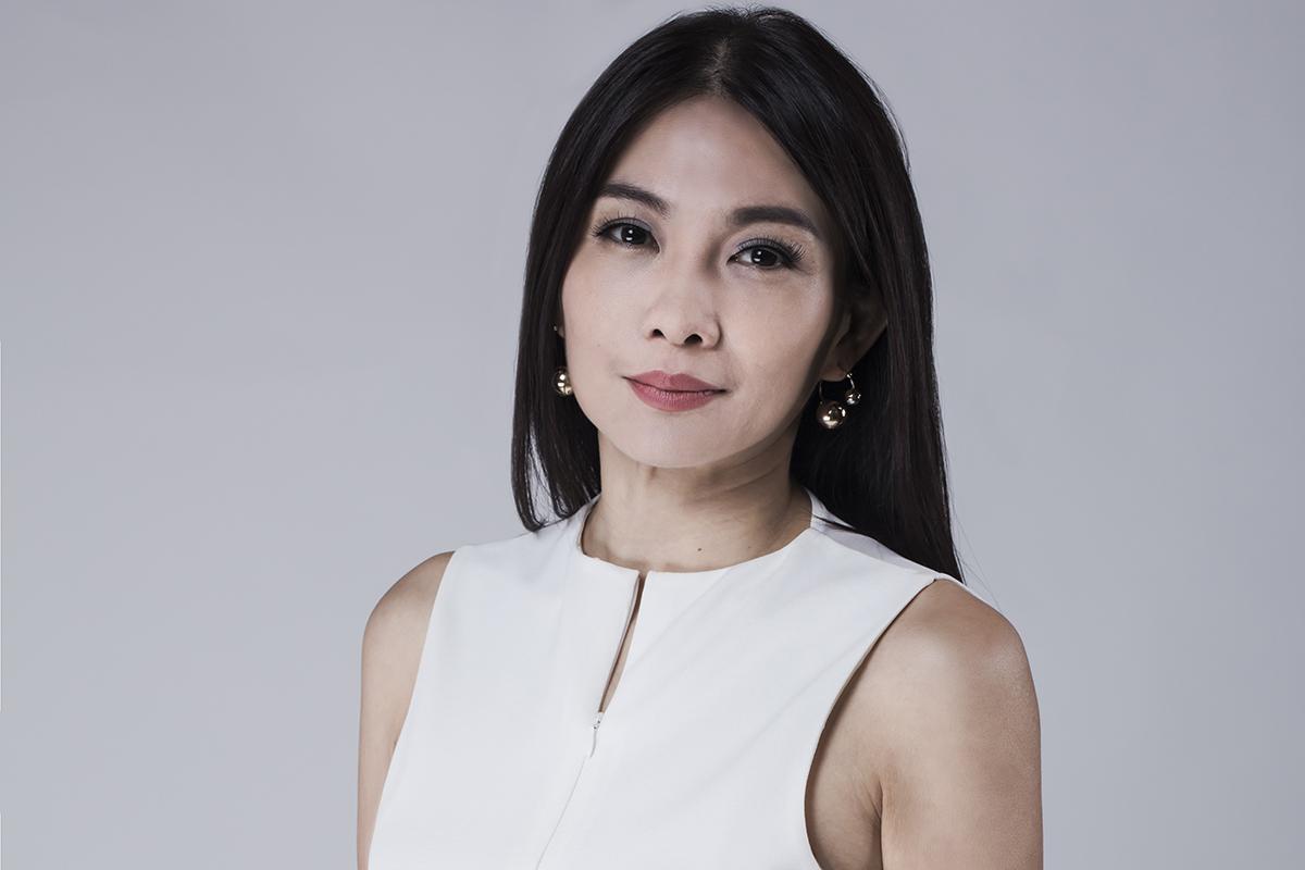 Photographic portrait of Sabrina Tan