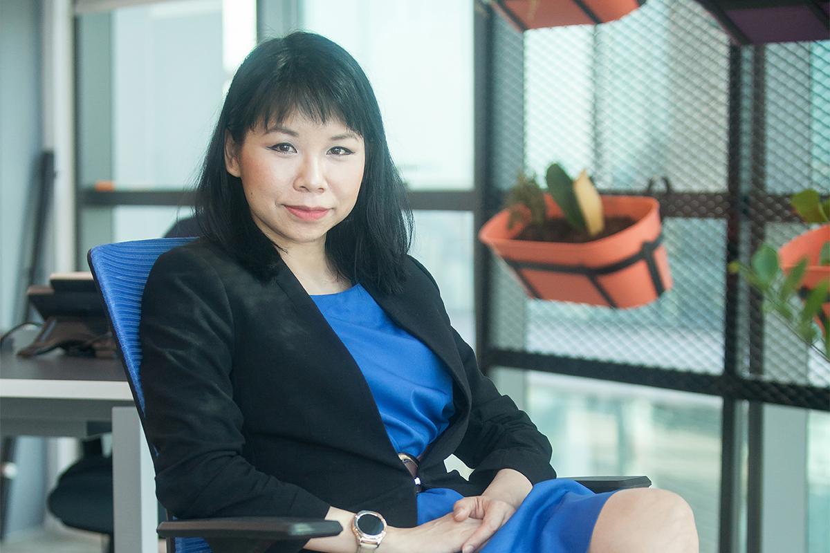 Photographic portrait of Wai Hun See