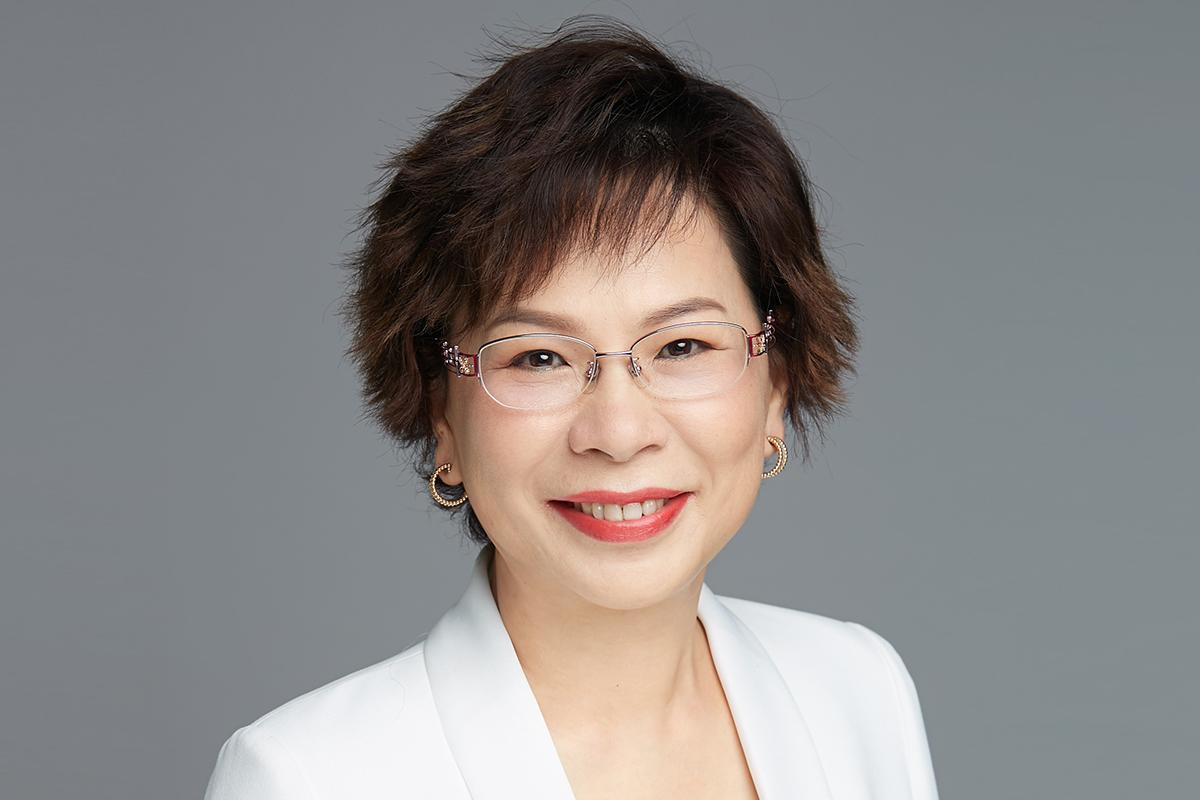 Winning women Asia-Pacific Yunhua Liu