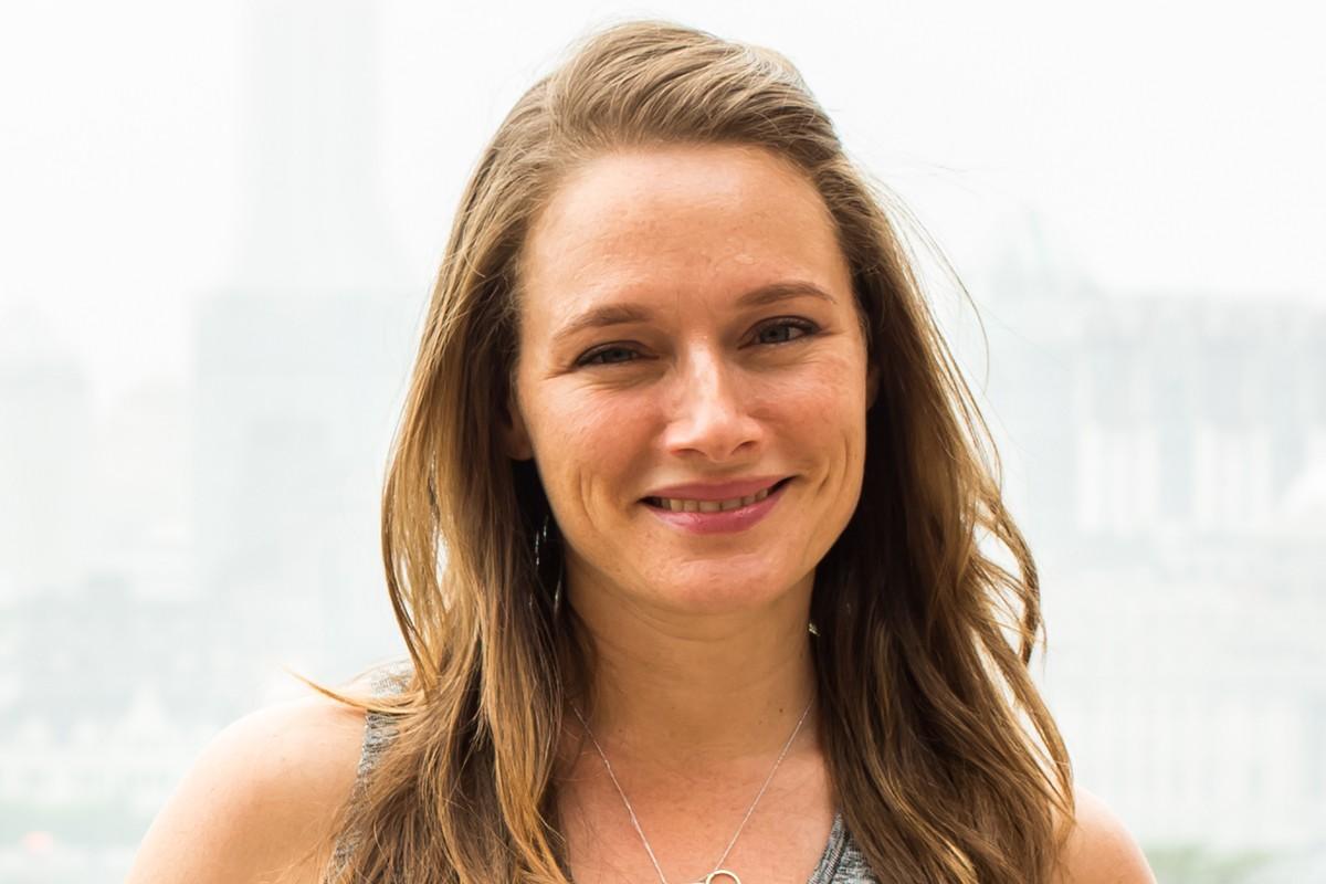 Photographic portrait of Adina Jacobs