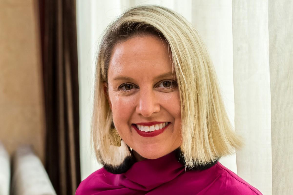 Photographic portrait of Melanie Flintoft