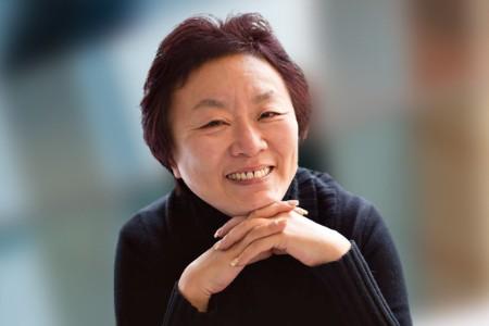 Photographic portrait of Yukiko Ito