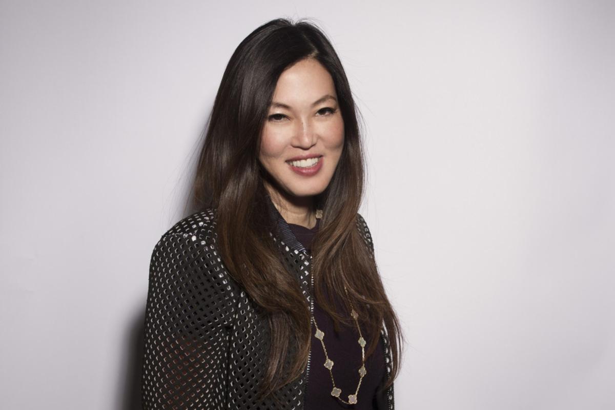 Photographic portrait of Diana Lee