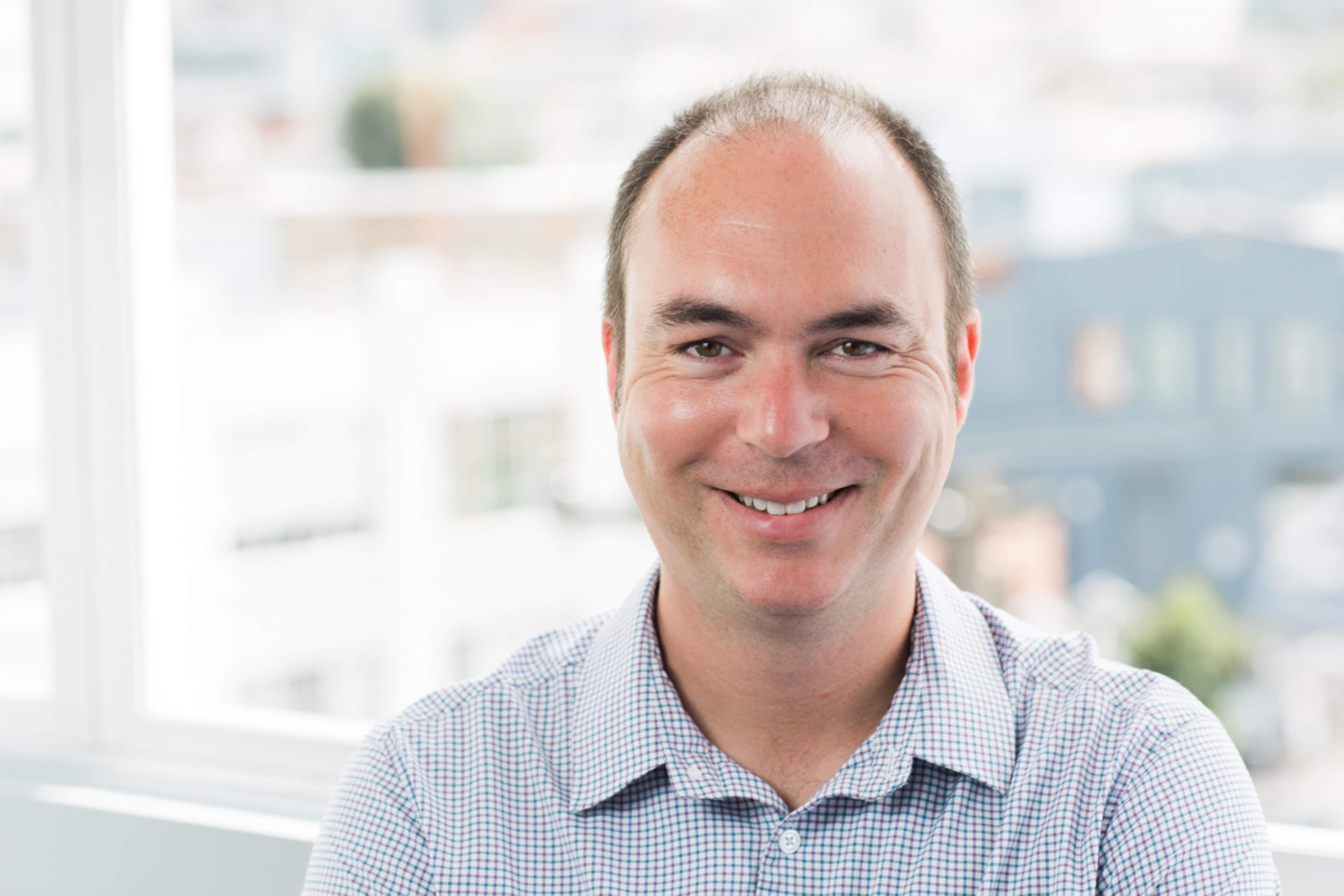 Stephane Kasriel, CEO of Upwork