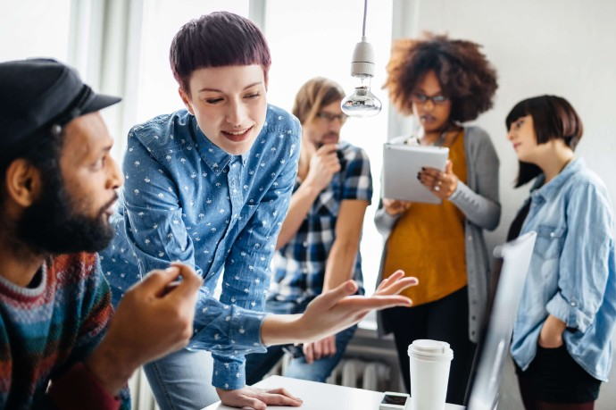 How new mindsets and diversity are defining the future of work