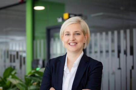 Photographic portrait of Krisztina Bedo