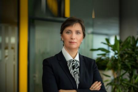 Photographic portrait of Zsuzsanna Bartha