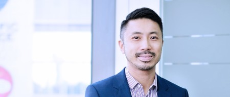 Photographic portrait of Alex Siu Hang Cheung