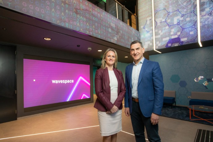 EY launches wavespace™ client innovation centre in Dublin