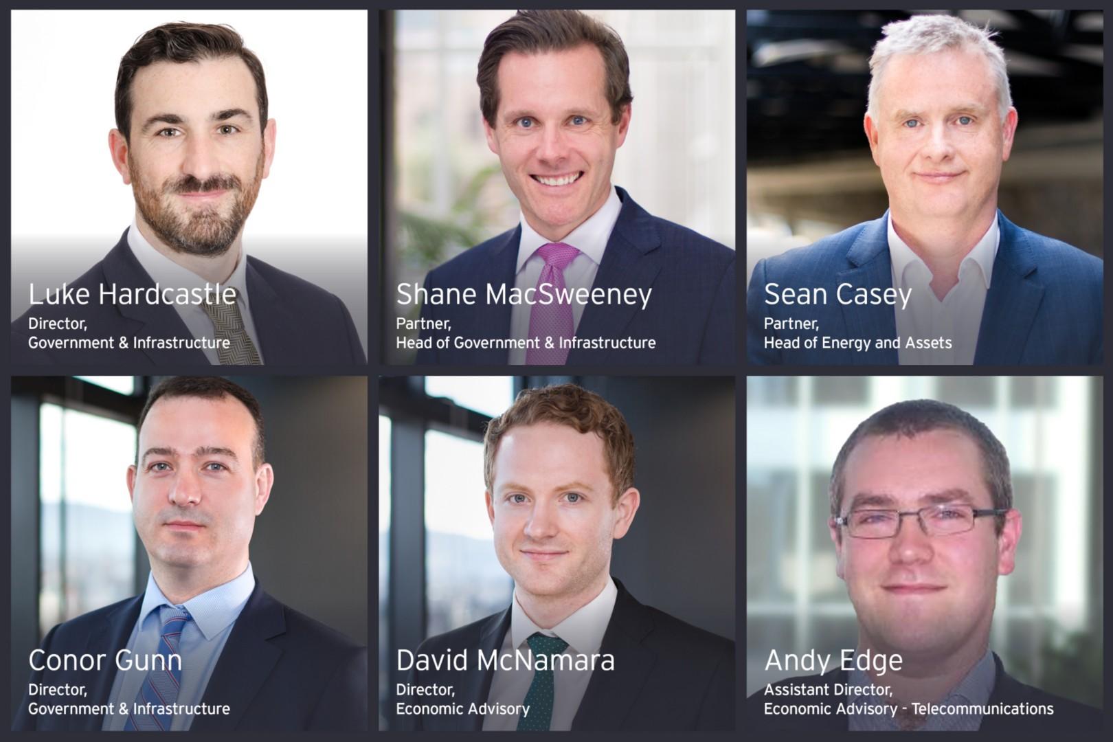 Digital connectivity team