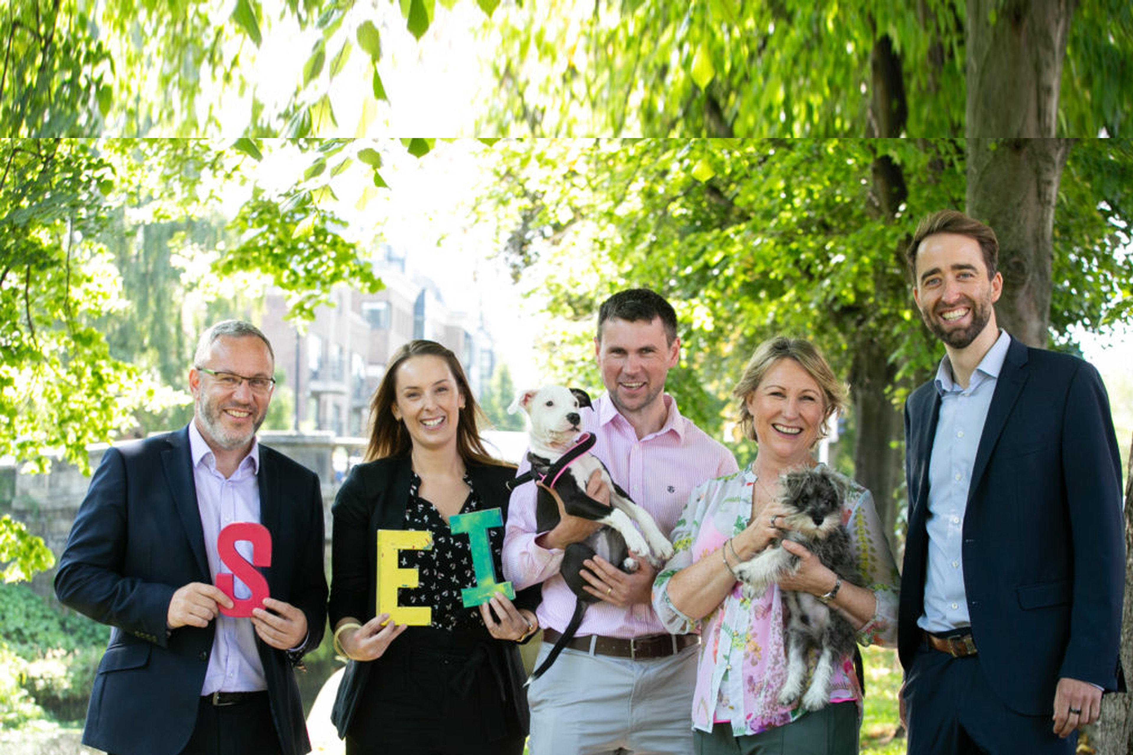 EY Entrepreneur Of The Year – Social Entrepreneurs Ireland Sponsorship