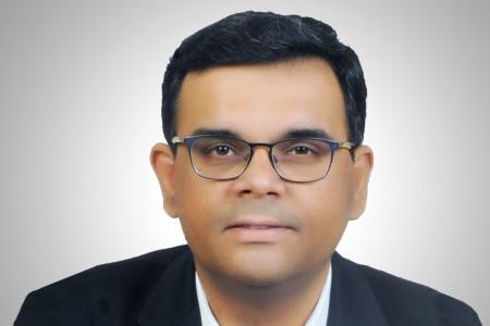 Photographic portrait of Bhavesh Thakkar