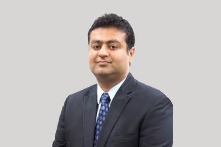 Photographic portrait of Kunal Chaudhary