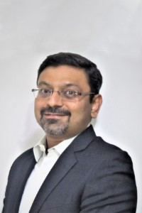 Photographic portrait of Sandeep Parikh