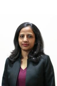 Photographic portrait of Shalini Jain