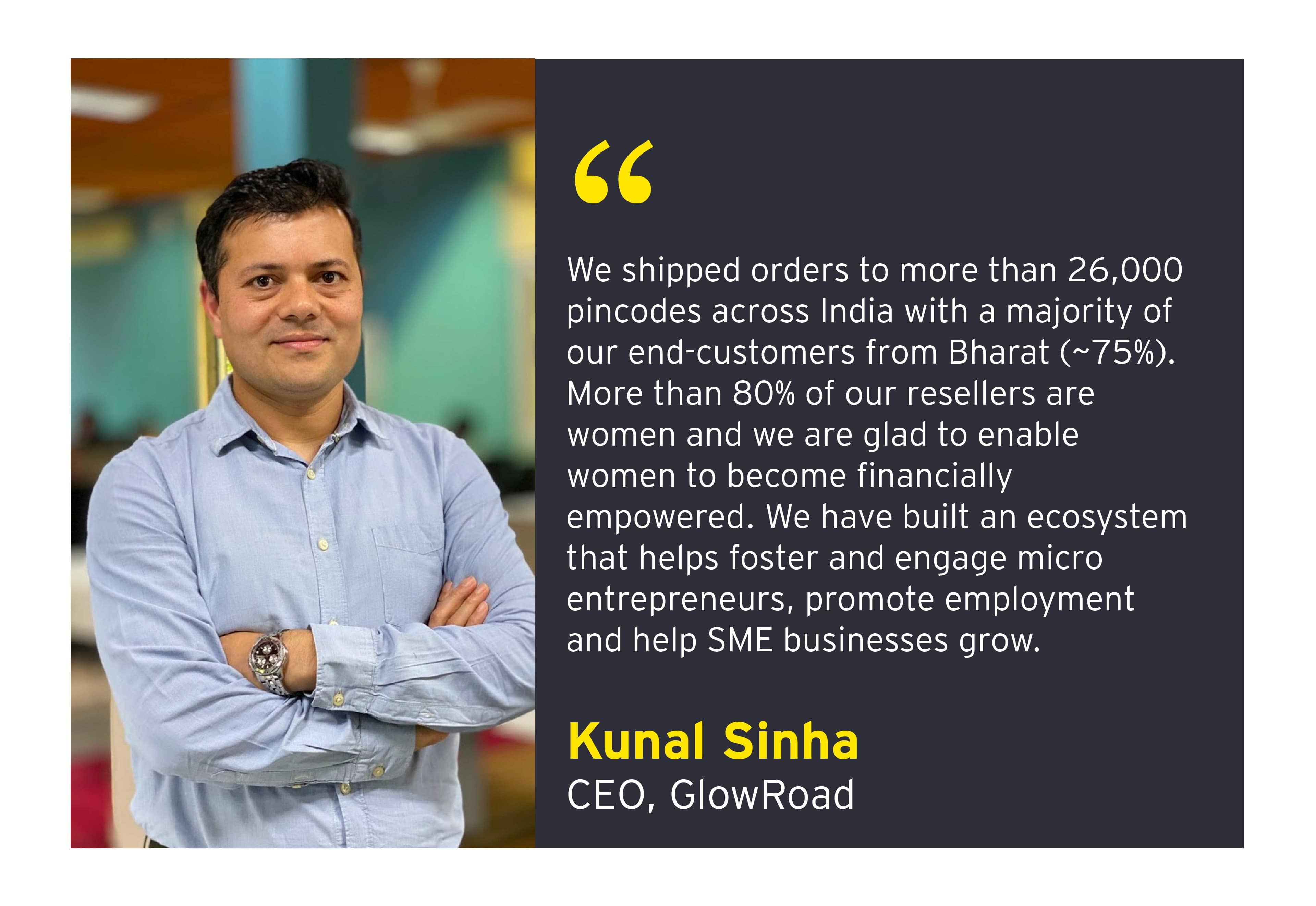 Kunal Sinha quote