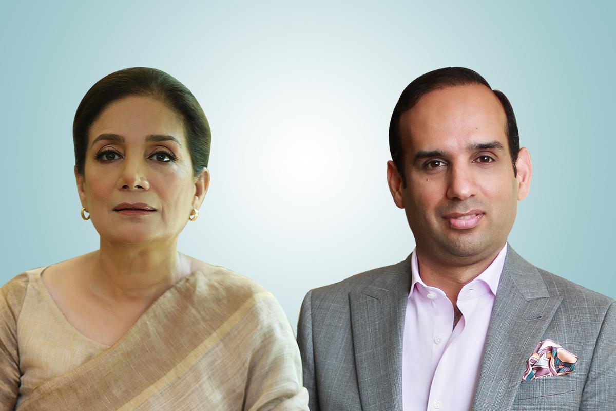 Mira Kulkarni &  Mr. Samrath Bedi