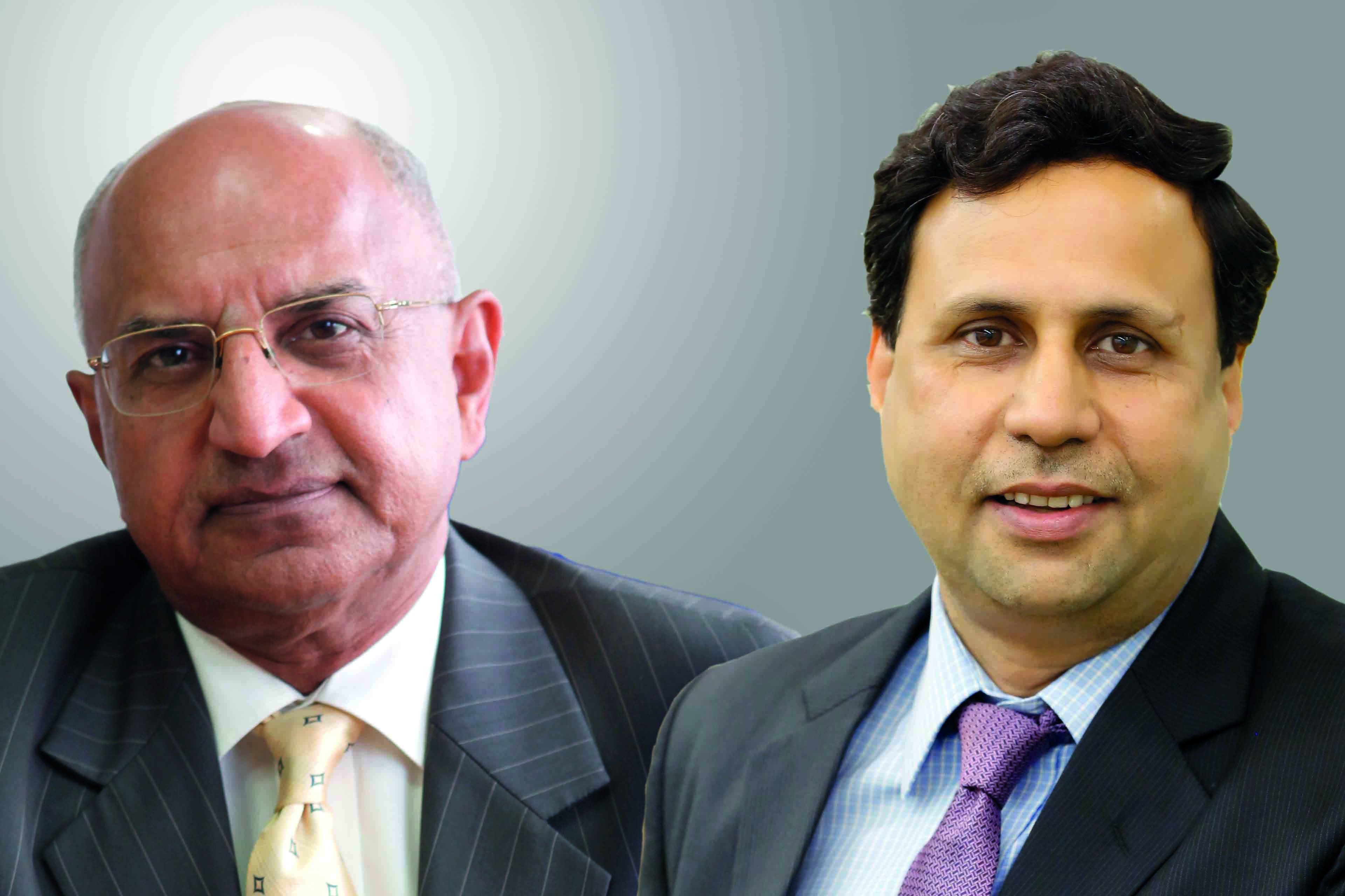 Dr. Arvind Lal & Dr. Om Manchanda