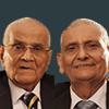 Samprada Singh and Basudeo Narain Singh