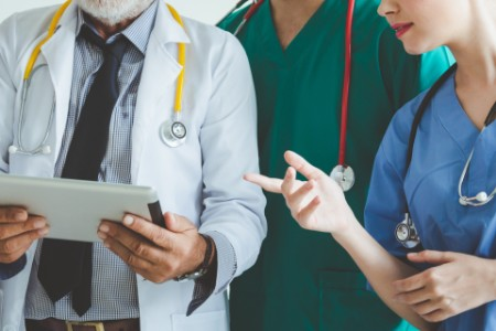 Technology in health and social care services