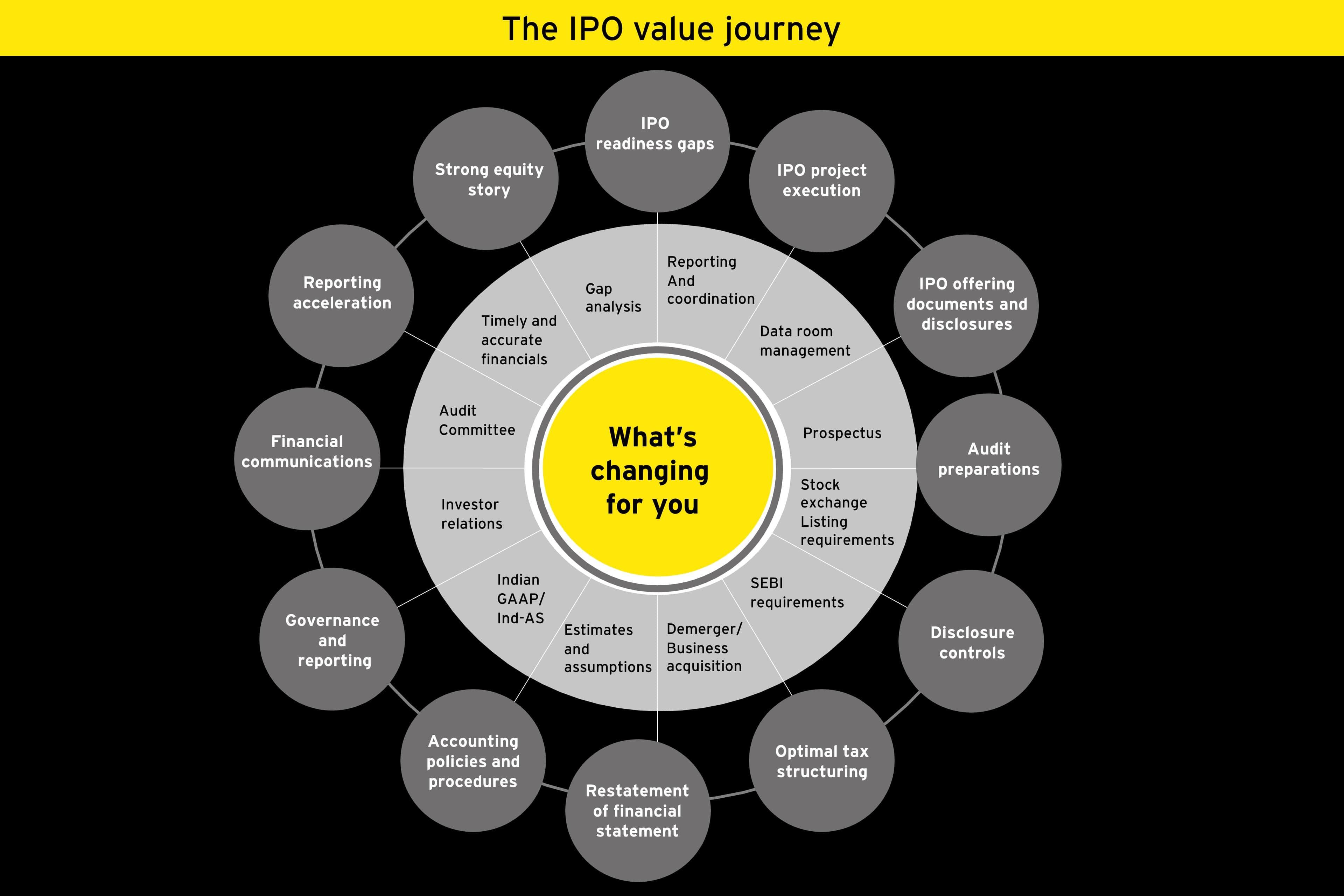 IPO Journey