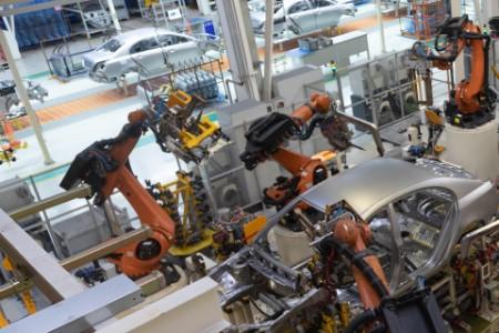 Aluminium production industry 4.0