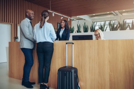 COVID-19 impact on corporate travel