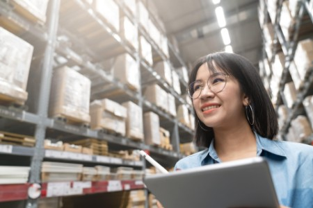Digital business transformation in CPG industry
