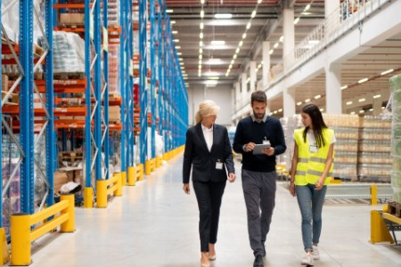 Operational processes in supply chain