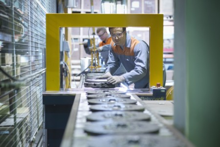 Production-linked incentives in  manufacturing sector