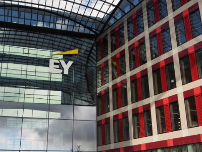EY Luxembourg building