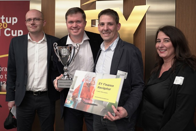 Startup World Cup 2020: Highside is the winner of the Luxembourg's Regional Final