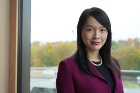 A photographic portrait of Amanda Yeung